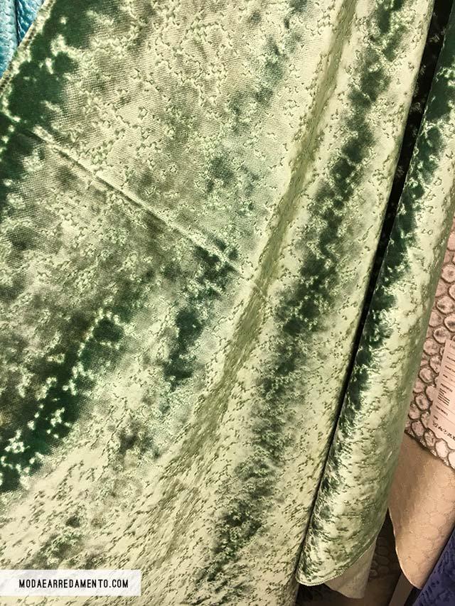 Tendenze tessuti casa velluti - 2