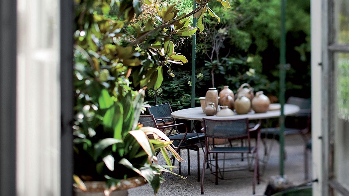 Idee per arredare un piccolo terrazzo modaearredamento for Arredare un balcone