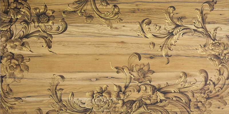 Tavoli d'arte di Mariani Affreschi - Soggetto dipinto su legno nr 2