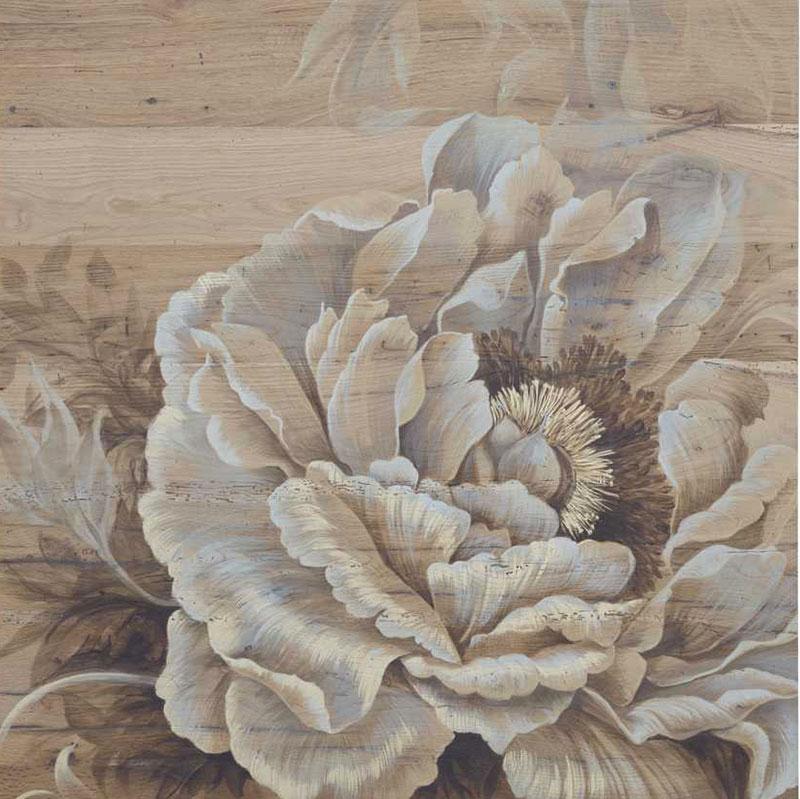 Tavoli d'arte di Mariani Affreschi - Soggetto dipinto su legno nr 5.