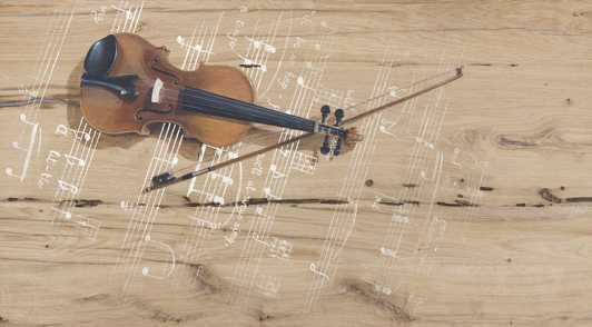 Tavoli d'arte di Mariani Affreschi - Soggetto dipinto su legno nr 6.