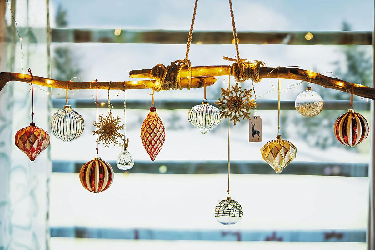 Atmosfere di natale in casa guida speciale decorazione - Addobbi di natale in casa ...