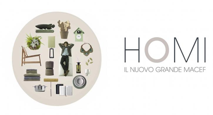 Immagine ufficlae Homi Milano 2018