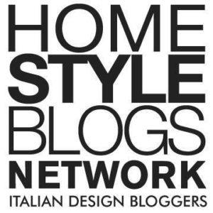 Logo HomeStyleBlogs network design blogger 2018