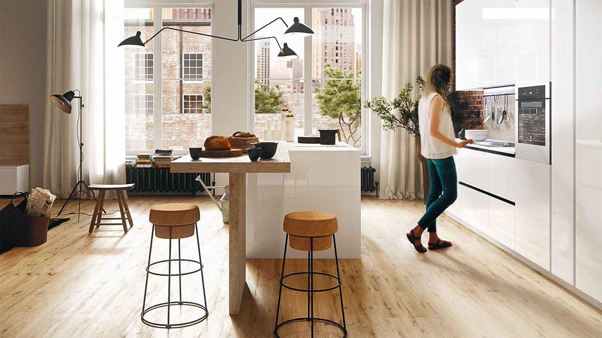 Arredare giovane cucine di design moderne e accessibili for Arredare senza confini