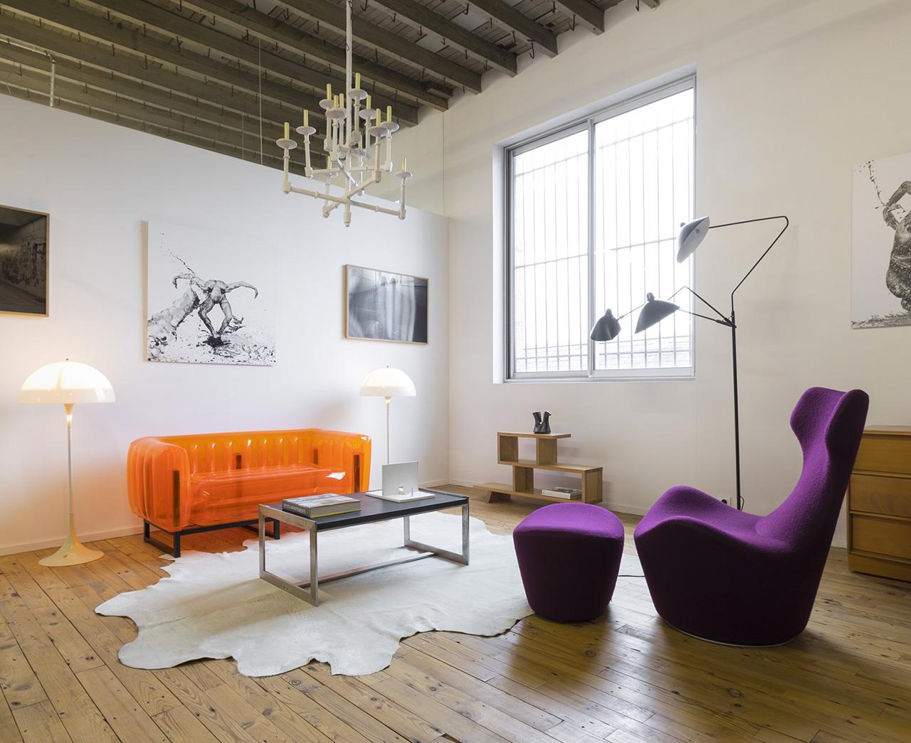 il divano gonfiabile tra le novità di Maison et Object 2018
