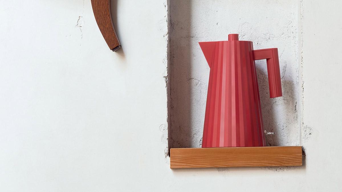 alessi-bollitore-plisse-rosso
