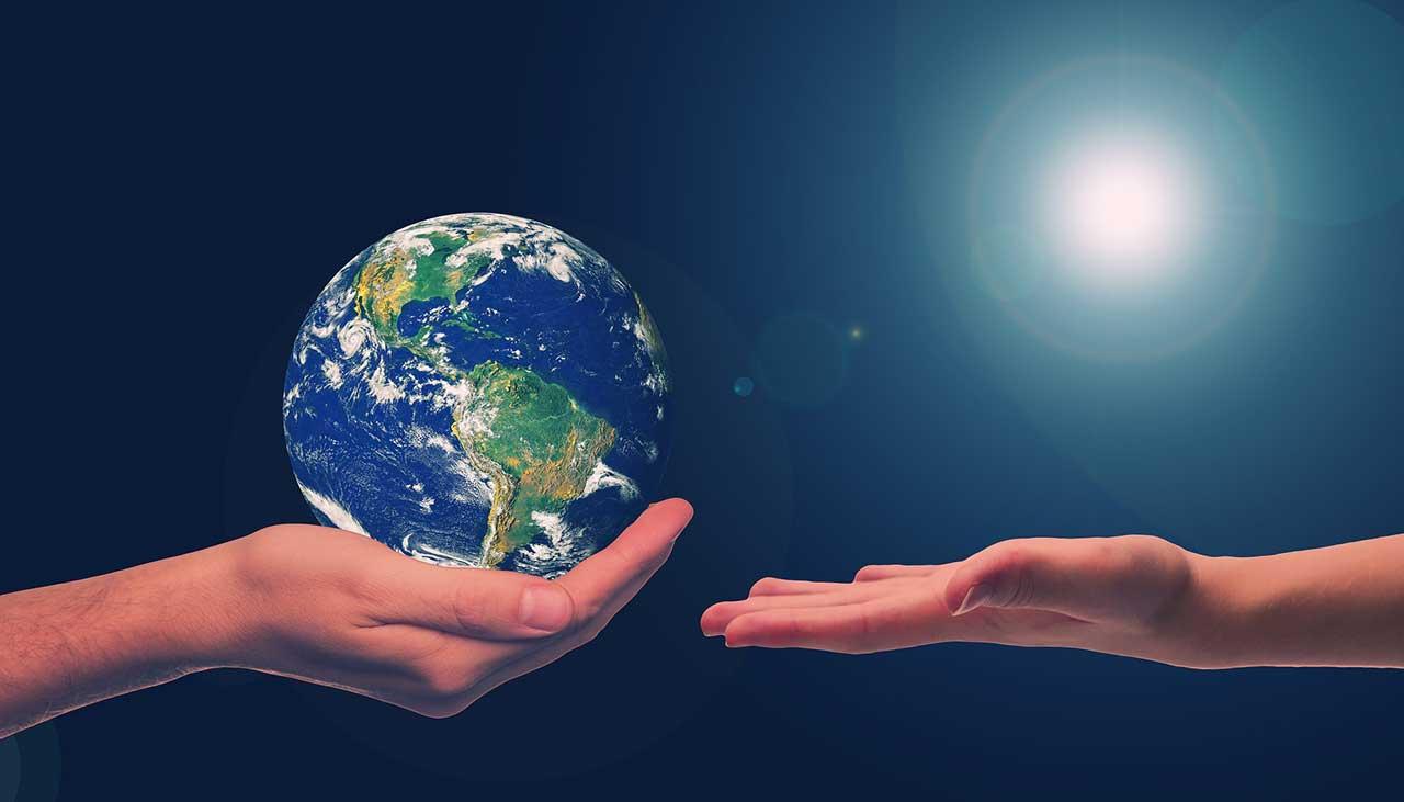 consegnare il pianeta alle generazioni future