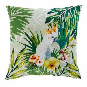 cuscino esterno pappagallo
