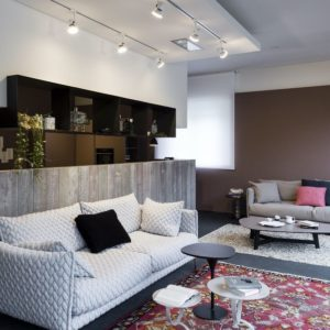 Salotto moderno ristrutturare