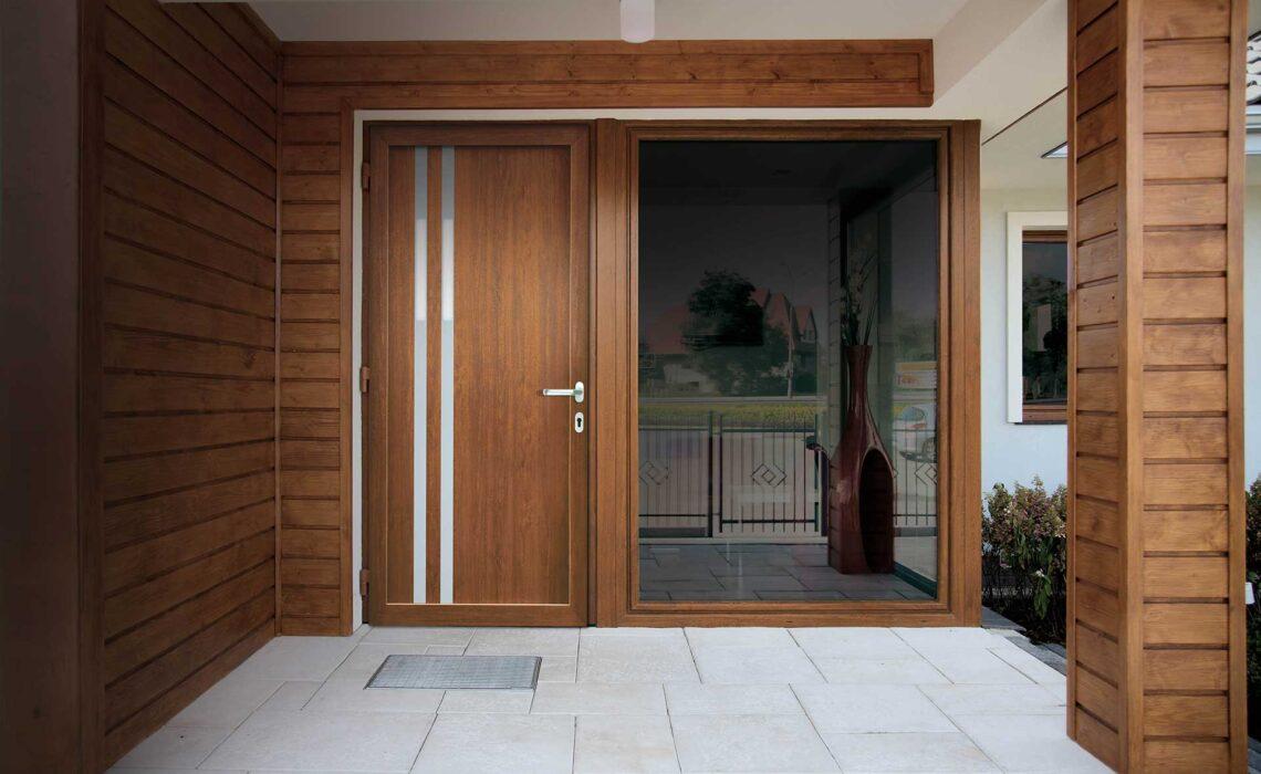 Il portoncino ingresso più adatto alla tua casa