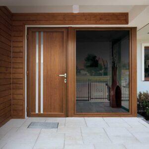 porta esterna in pvc cosmo