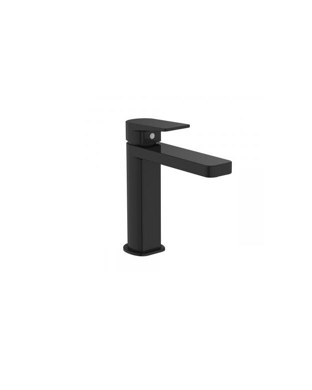lavabo-plan-nero miscelatore