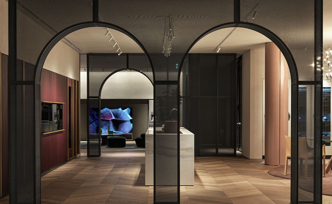 Nuovo showroom a Milano per Signature Kitchen Suite