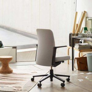 un home office efficace di Vitra